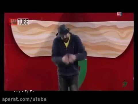اجرای متفاوت آهنگ دووَ در خندوانه باحرکات موزون مهمان ه