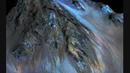بیتلاگ-یافتن نشانه هایی از وجود آب مایع در مریخ
