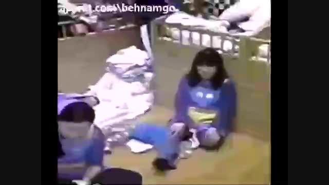 مرگ دلخراش کودک توسط پرستار بیرحم..!