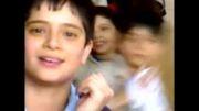 فیلم یادگاری دانش آموزان -مدرسه علی ابن ابیطالب (ع)