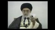 تشکر ویژه امام خامنه ای از دکتر احمدی نژاد