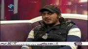 نیما شاهرخ شاهی در برنامه سین مثل سریال