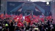 ترکیه بطورکامل به اروپا متصل شد.اتصال ژاپن و ترکیه وانگلیس!