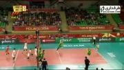خلاصه بازی والیبال ایران 3 - 1 استرالیا