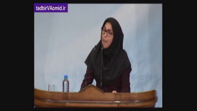 دختر بوشهری به روحانی درباره دلواپسان چه گفت؟