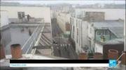 حمله تروریستی در فرانسه - ویدئوی دوم