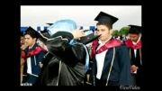 ** دختران محجبه فارغ التحصیل در ترکیه....**