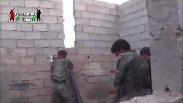 حویجه صکر دیرالزور - عملیات گارد ریاست جمهوری ضد داعش
