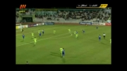 گل اول استقلال به الشباب توسط جی لوید ساموئل