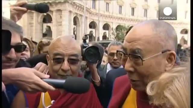 امتناع پاپ از دیدار با دالای لاما