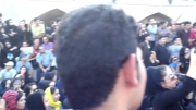 تظاهرات مردم اصفهان در اعتراض به خشکی زاینده رود