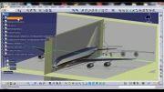 آموزش سطح آیرودینامیکی کتیا CATIA Icem shape AeroExpert