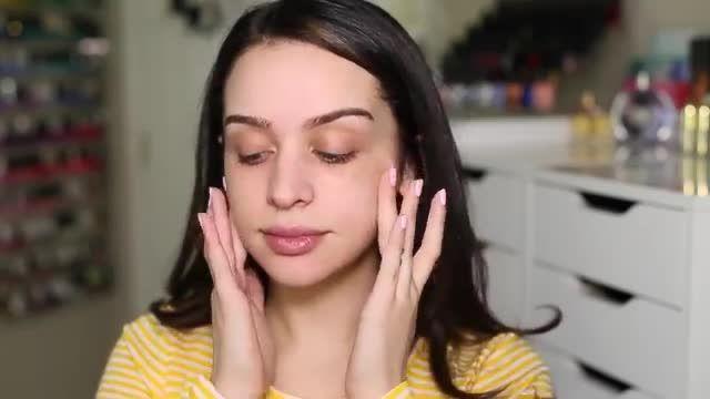 آموزش آرایش محو و ملایم روزانه