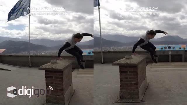 راه حلی برای جلوگیری از لرزش دست حین فیلمبرداری