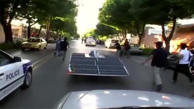 لطفا غروب نکن- مستند اولین خودرو خورشیدی ایران
