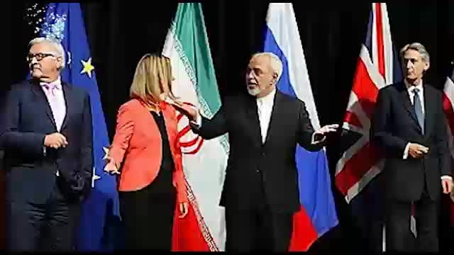 تحقیر دستگاه هابی امنیتی و نظامی ایران توسط ظریف
