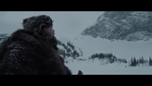 فیلم جدید دی کاپریو (تریلر فیلم 2015 The Revenant)
