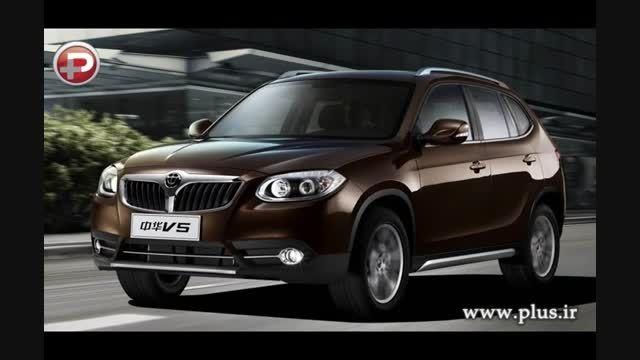 محصول جدید چینی ایران خودرو!