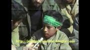 مصاحبه منتشر نشده از شهید مرحمت بالازاده