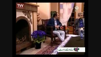 خانواده جعفری جوزانی و استاد داریوش اسدزاده در شبکه2