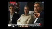 علی طیب وزیر اقتصاد و دارایی در مجموعه اصفهان سیتی سنتر