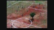 عجیب ترین زمین فوتبال دنیا در هند ...!