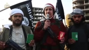 پاره کردن پاسپورت بعد از پیوستن به داعش