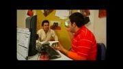 اینترنت( طنز )- کارگردان : وحید بیطرفان