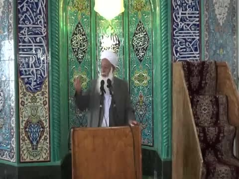 مولانا گرگیج - خطبه جمعه 29 اسفند 93