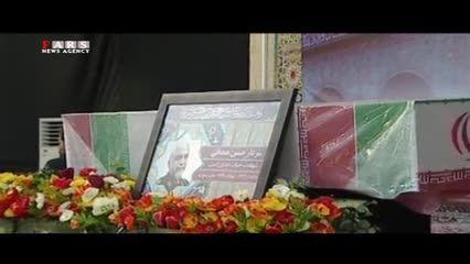 فیلم سخنرانی دکتر رضایی در مراسم شهید همدانی