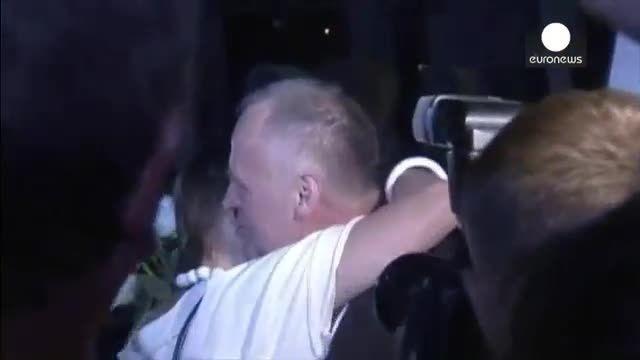 رییس جمهور بلاروس، مخالفان خود را از زندان آزاد کرد