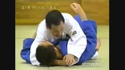 آموزش سوده گوروما جیمه(خفه کردن با آستین)
