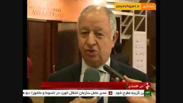 تولیدکننده ایرانی  یکی از 10  نخبه در نمایشگاه مالزی