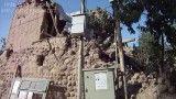 آثار زلزله در ورزقان
