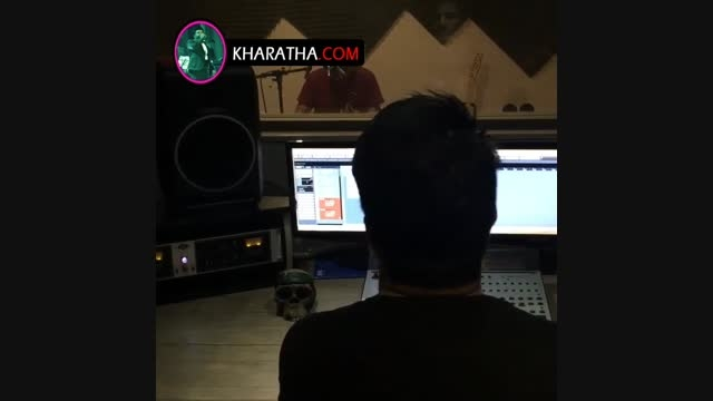 یکی از آهنگهای آلبوم جدید مجید خراطها