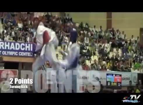 معرفی رشته ورزشی رزمی مفرح و المپیکی تکواندو