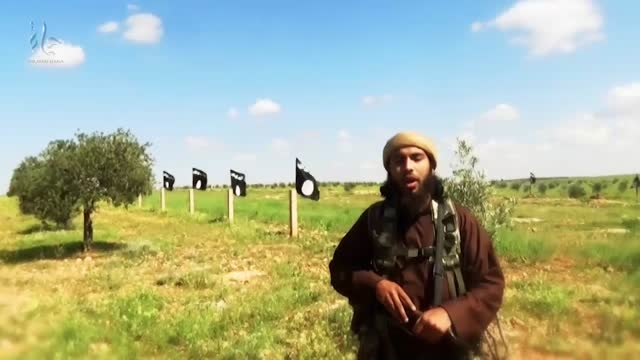 تصاویر جدید از گروه تروریستی داعش(ویرایش شده)