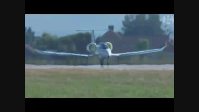 پرواز نخستین هواپیمای برقی شرکت ایرباس در امتداد کانال