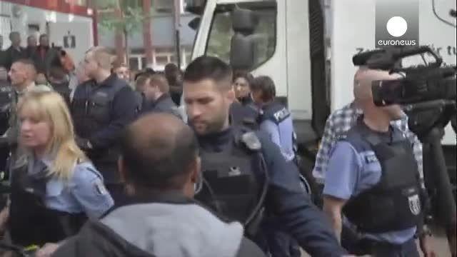 آلمان برای پناهجویان، مناطق ترانزیت می سازد