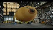حمل و نصب موشک توسط ناسا