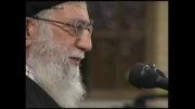 امام خامنه ای(مد ظله العالی) : امروز دنیای اسلام با توطئه های دشمنان مواجه است