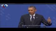 سخنرانی هفته گذشته باراک اوباما در کنفرانس امنیت هسته ای