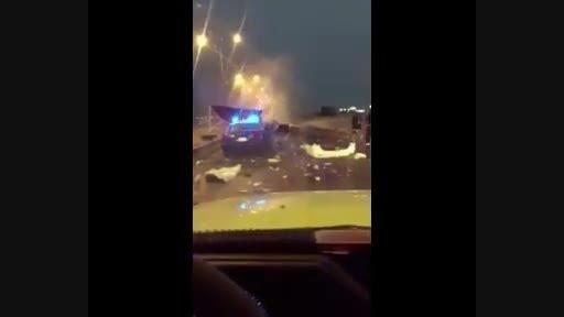 داعش انفجار در ریاض را برعهده گرفت + عکس