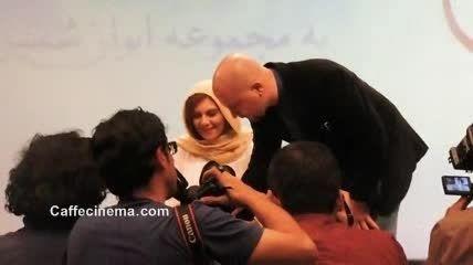 واکنش و صحبت های هنگامه قاضیانی در جشن تولدش