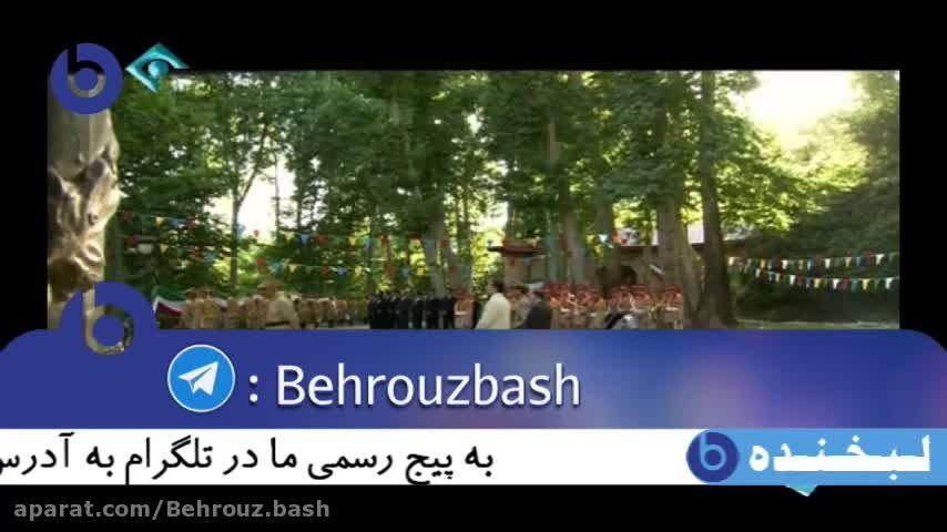 """گریم بازیگران زن در سریال """"معمای شاه"""" - پشت صحنه"""