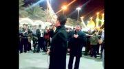 هیئت حضرت اباالفضل (ع) دانشگاه ارومیه در کربلا