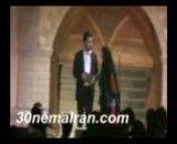 حامد بهداد و باران کوثری در جشن خانه ی سینما