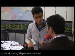 دستگیری جاعلان ویزای عراق ....
