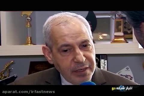 عصبانی شدن وزیر آموزش پرورش از دست خبرنگار