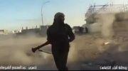 کشته شدن تروریست با شلیک ناشیانه آر پی جی توسط ترورست دیگر
